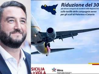 """Cancelleri presenta all'Ars il progetto """"SiciliaVola"""""""