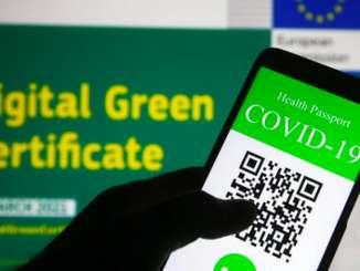 Green pass imposto e colori regioni, cosa cambia