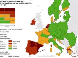 Covid, per Bruxelles la Sicilia è zona gialla