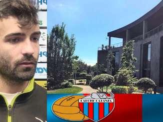 Russini firma contratto con Calcio Catania