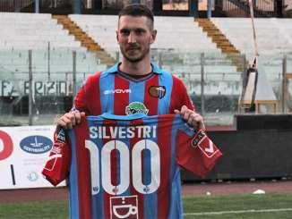 Calcio Catania, capitan Silvestri passa al Modena