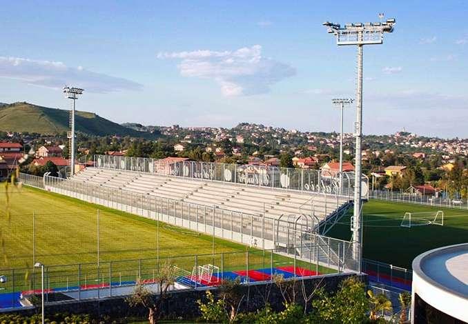 Calcio Catania, iniziano gli allenamenti