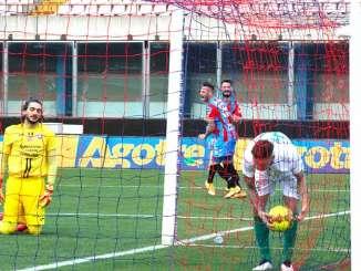 Campionato serie C, Catania contro Monopoli