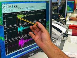 Terremoto registrato al largo delle isole Eolie