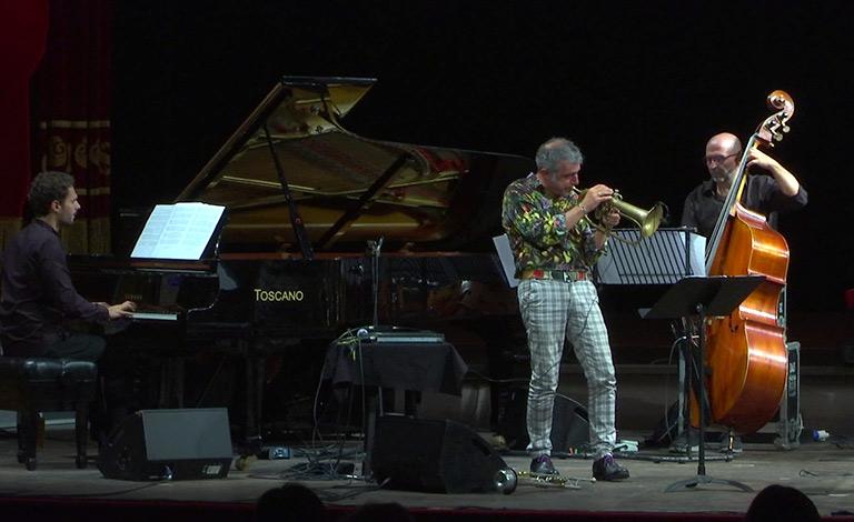 Norma in jazz, Paolo Fresu al Bellininfest – Interviste video
