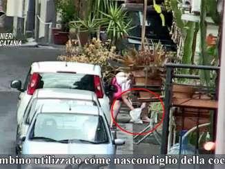 Operazione antidroga a Catania, venti arresti