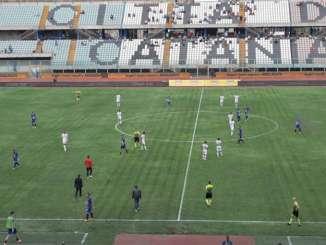 Catania-Turris 3-4, etnei sconfitti in casa
