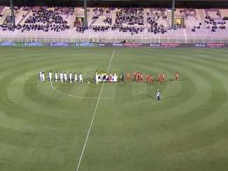 Catanzaro-Catania 1-1, buon pareggio