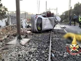 Morte due soldatesse Usa, auto si ribalta a Catania