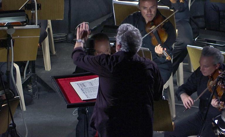 Rigoletto, star della musica a Taormina - interviste