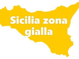 La Sicilia resta in zona gialla per due settimane