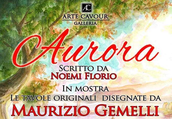 """Arte Cavour a Messina presenta """"Aurora"""""""