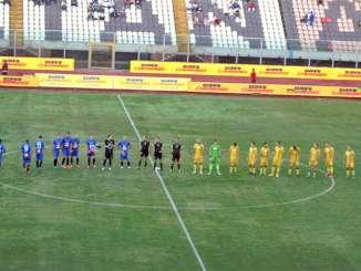 Catania-Juve Stabia 3-2, Russotti e doppietta di Moro