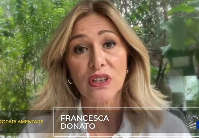 Contro green pass, la Donato propone un manifesto