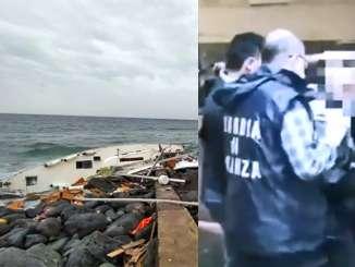 Sbarco migranti ad Aci Trezza, due scafisti fermati