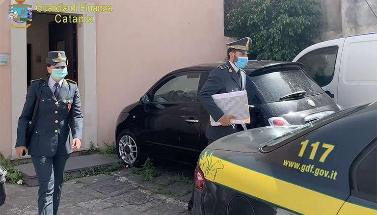 Crac Papino Gdf sequestra beni, 6 indagati