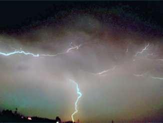 Venti di Burrasca e temporali in Sicilia